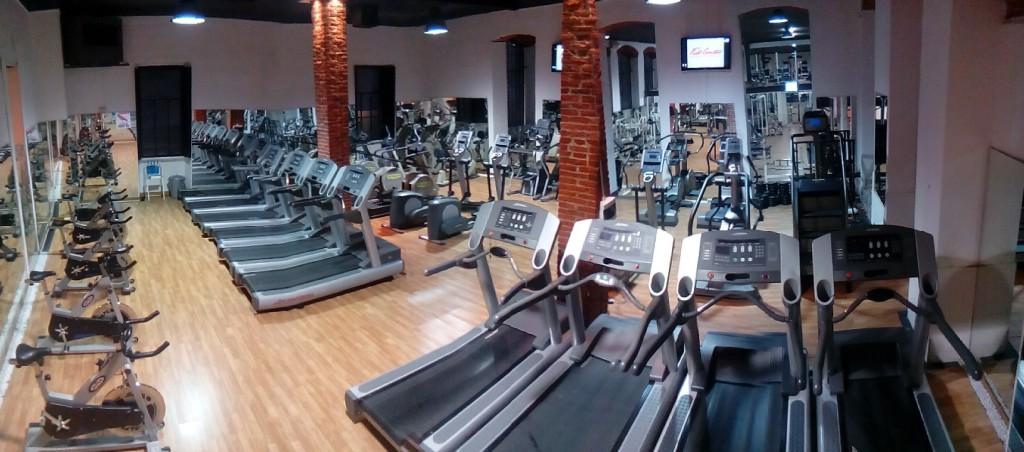 cardio fitness zone