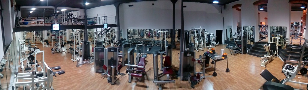 weight fitness zone