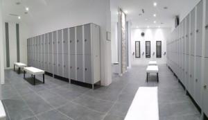 Men's Locker Room